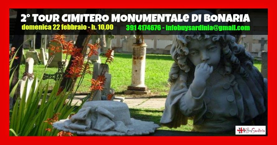 escursione cimitero bonaria