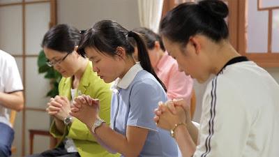東方閃電-全能神教會-禱告圖片