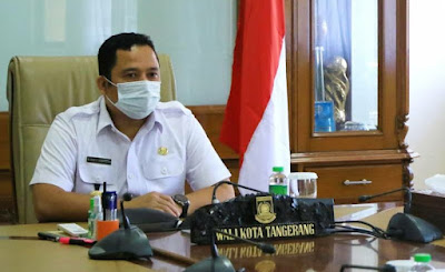 Perpanjang PPKM Darurat, Pemkot Tangerang gelar vaksinasi setiap hari