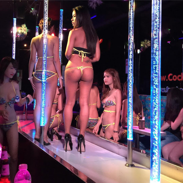 Baccara is one of the most famous gogo bars on Soi Cowboy in Bangkok. It is  built on 3 floors with a large glass between each, allowing you to see the  ...