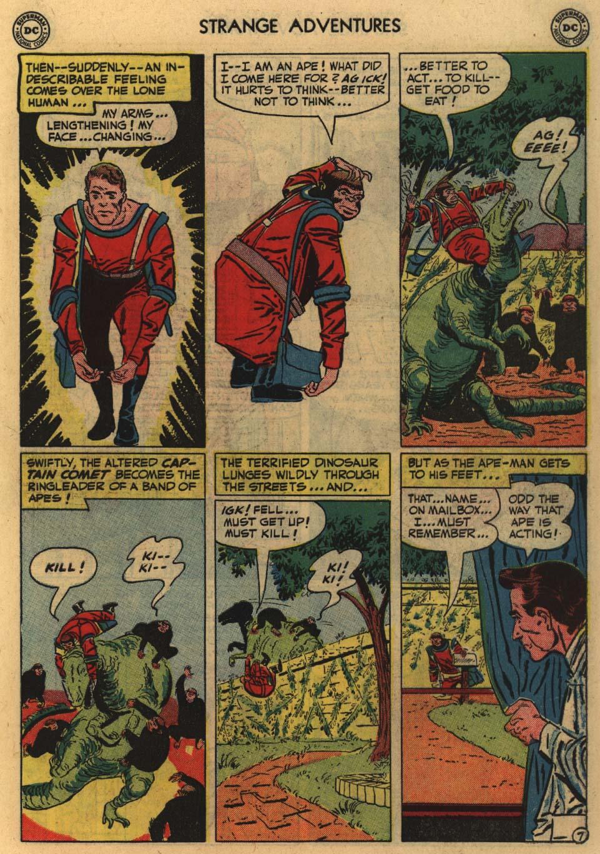 Strange Adventures (1950) issue 11 - Page 9