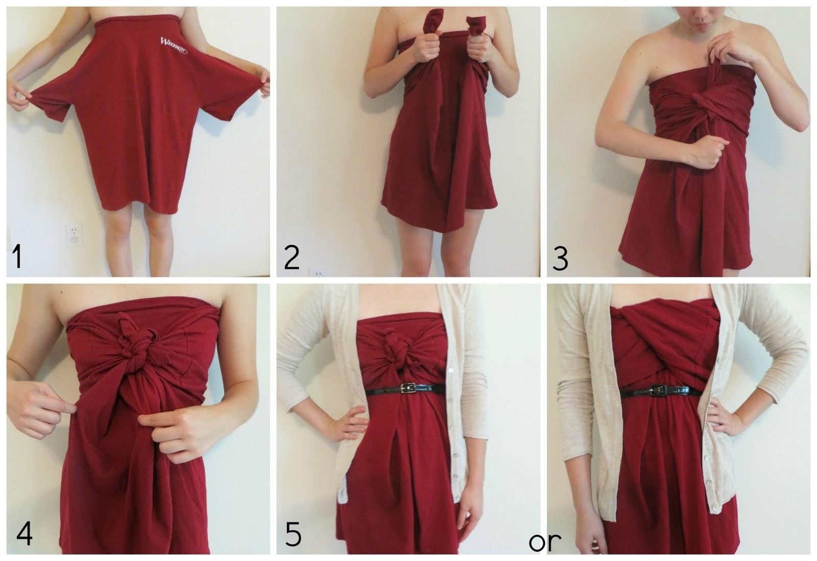 How To Make A Shirt Dress Mycoffeepot Org
