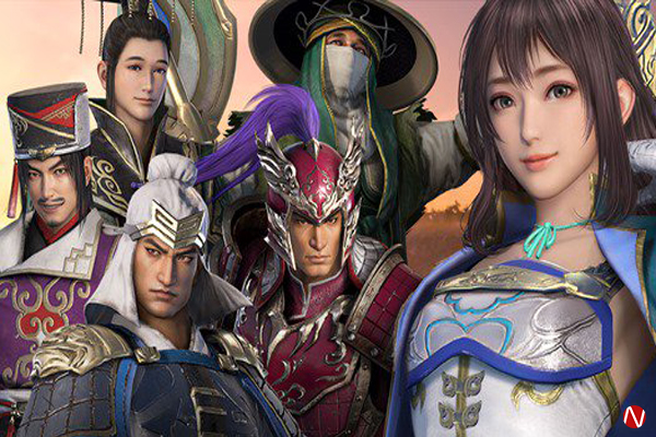 Xin Xianying Dynasty Warriors 9