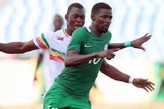 Super Eagles At Wafu Cup