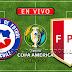 【En Vivo】Chile vs. Perú - Semifinal Copa América Brasil 2019