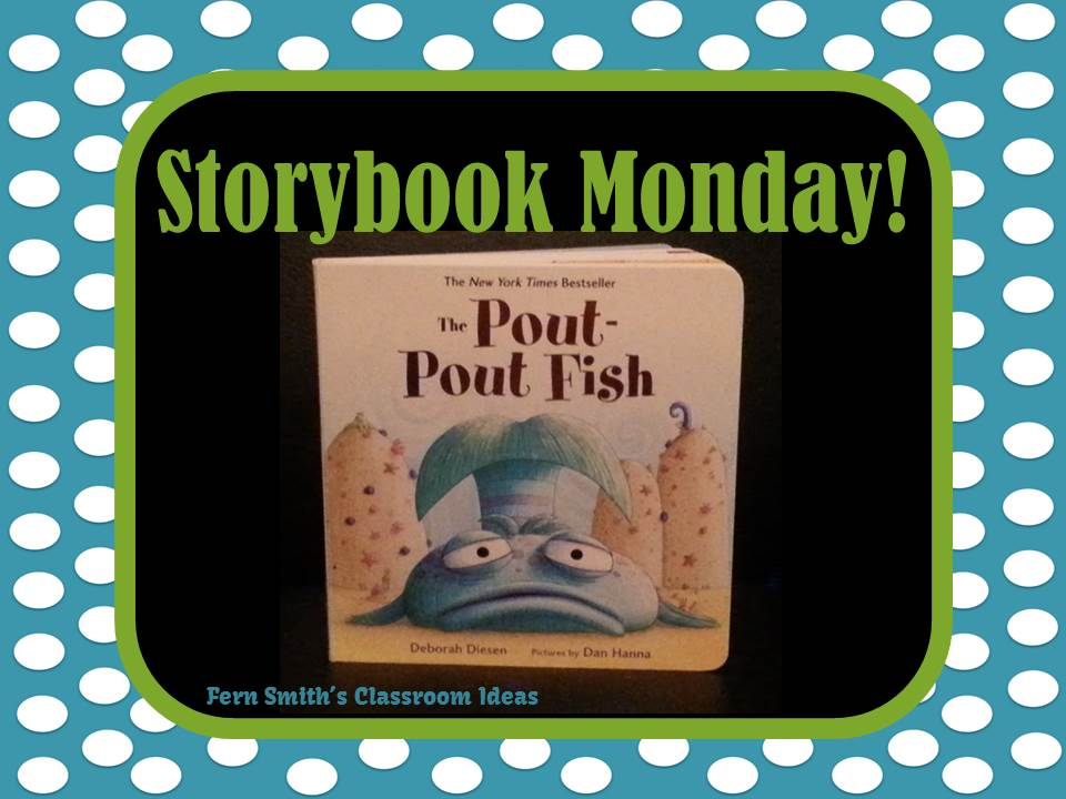 Storybook Monday - Pout Pout Fish Read Aloud