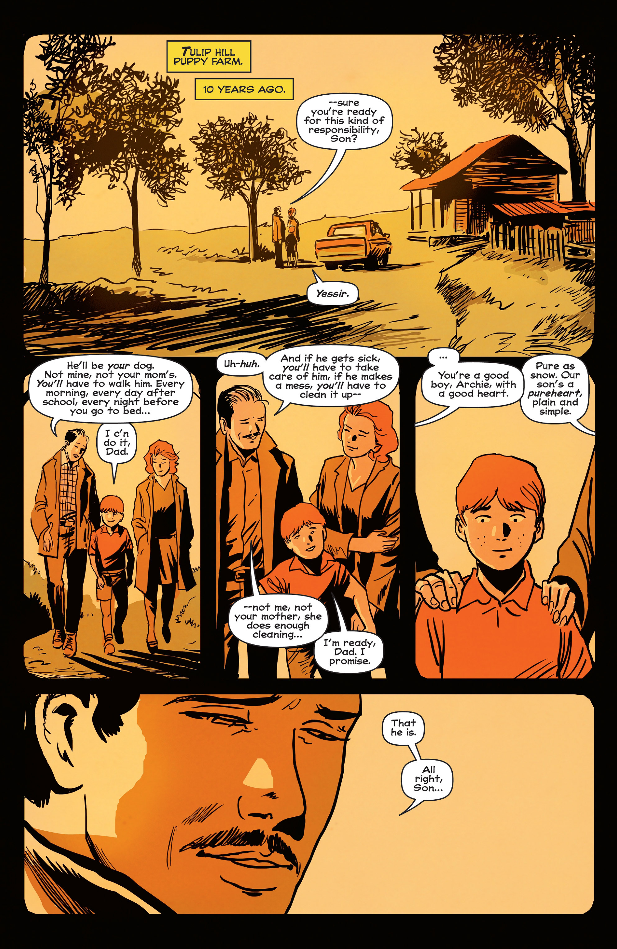 Read online Afterlife with Archie comic -  Issue #4 - 4