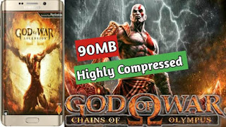 God of War Chains of Olympus PSP PPSSPP