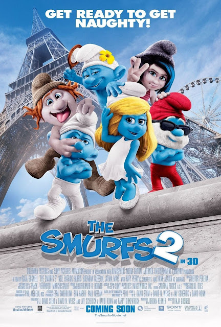 Smurfs 2 animatedfilmreviews.filminspector.com