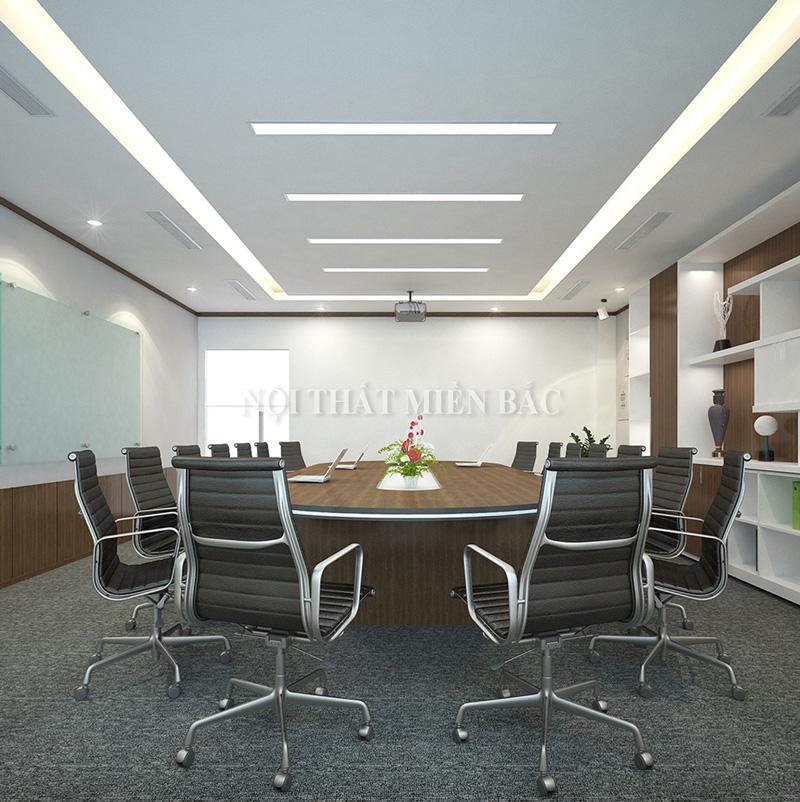 Thiết kế văn phòng làm việc sang trọng cho các phòng đặc biệt