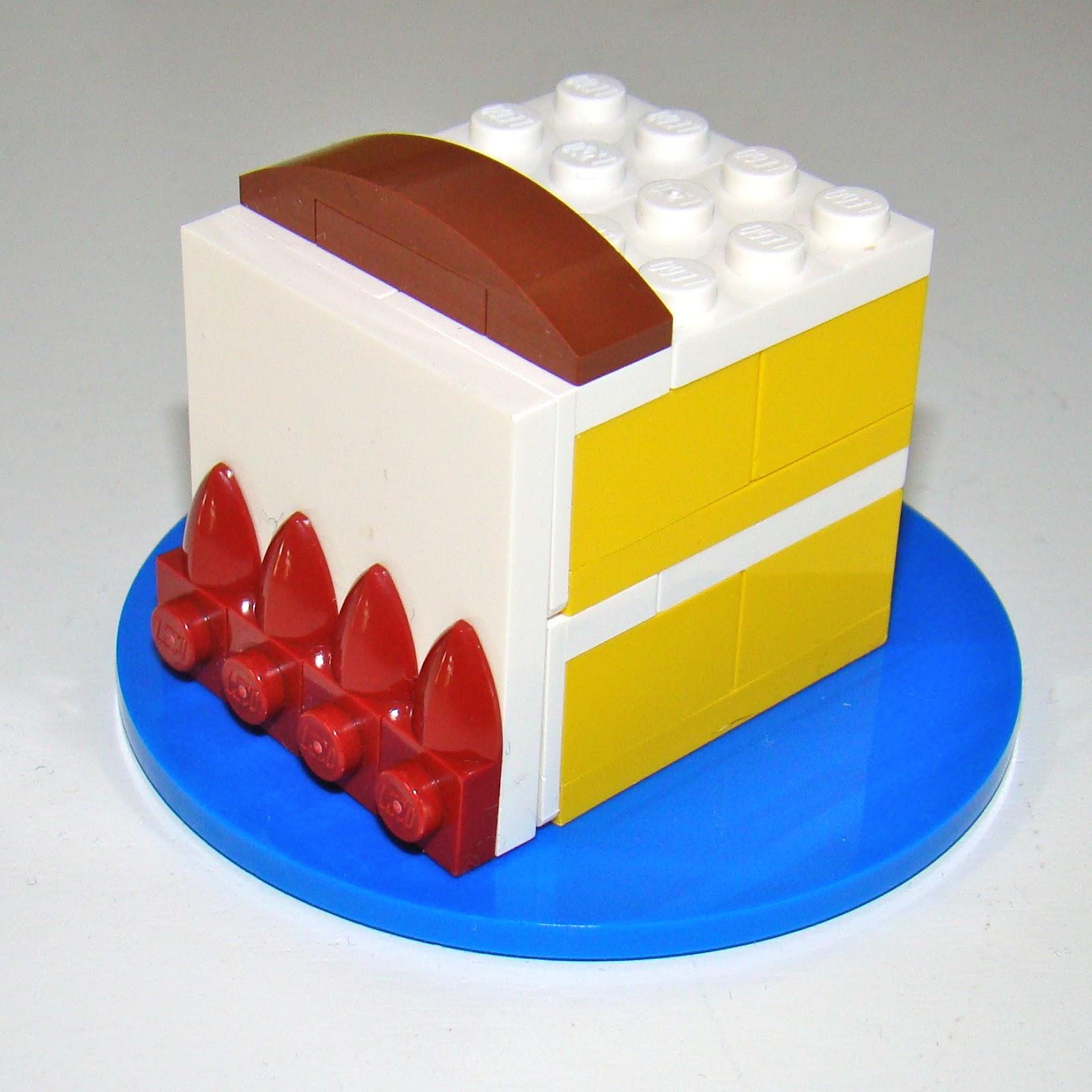 LEGO Birthday Cake 40048