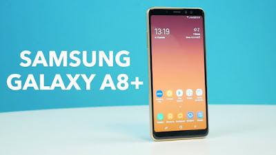 Review Samsung Galaxy A8+ 2018 Versi Premium Dengan RAM 6 GB