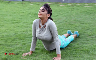 Actress Pooja Sri Yoga Picture Gallery  0013.jpg