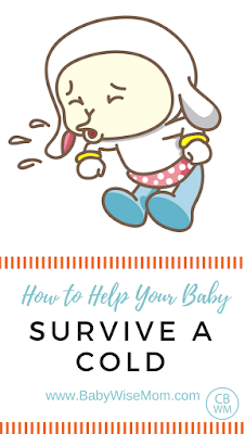 How to help your baby survive a cold | sick baby | treat a cold