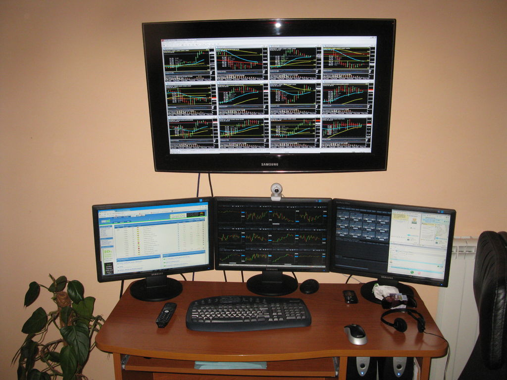 Forex trading station 2