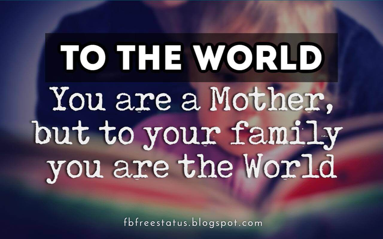 Happy Mother's Day Quotes, Wishes with Images