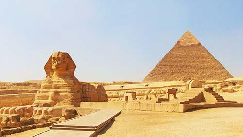 kuburan Giza Necropolis kuburan paling aneh dan unik di mesir