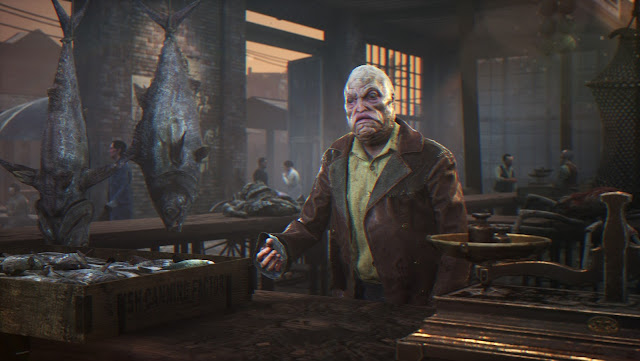 The Sinking City PC Full imagenes
