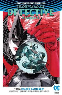 Detective Comics tom 6 okładka