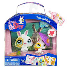 Littlest Pet Shop Postcard Pets Rabbit (#1067) Pet