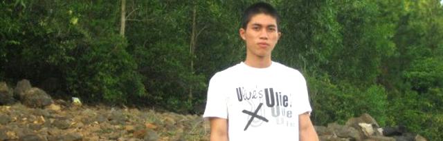 Anh Huỳnh Ngọc Lễ - Cháu của nhà văn Huỳnh Ngọc Tuấn đã được thả