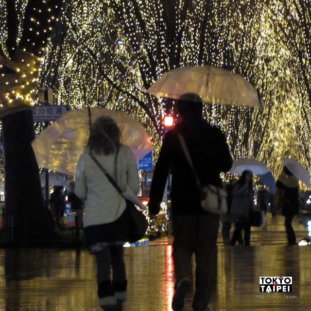 【仙台光之盛典】60萬顆燈泡點綴 整條街道復古而華麗