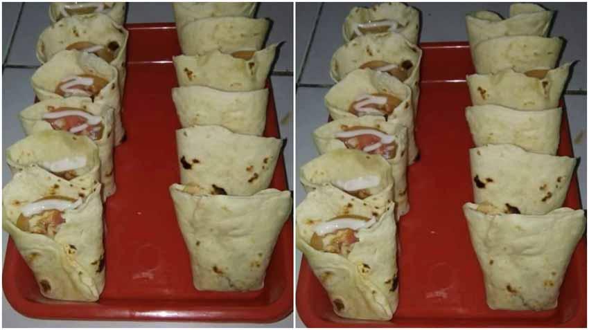 Resep Tortilla Rumahan