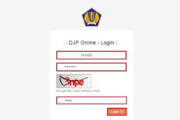 Cara e-Filing SPT 1770 S Terbaru di DJPOnline