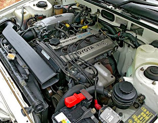 Toyota AE 86 Mobil Legenda Drift Gunung Akina