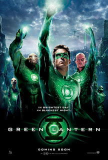 Green Lantern (2011) Hindi Dual Audio BluRay | 720p | 480p