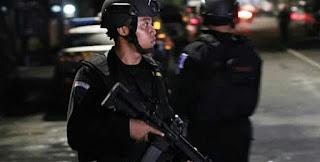 Penikam 2 Brimob Aktif di Komunitas Radikal Media Sosial