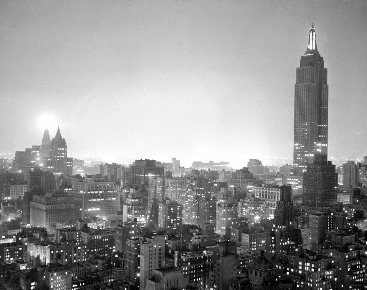 Momentos del pasado nueva york en los a os 40 for Mobilia anos 40
