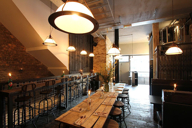 Iron Bloom, Shoreditch, London #review
