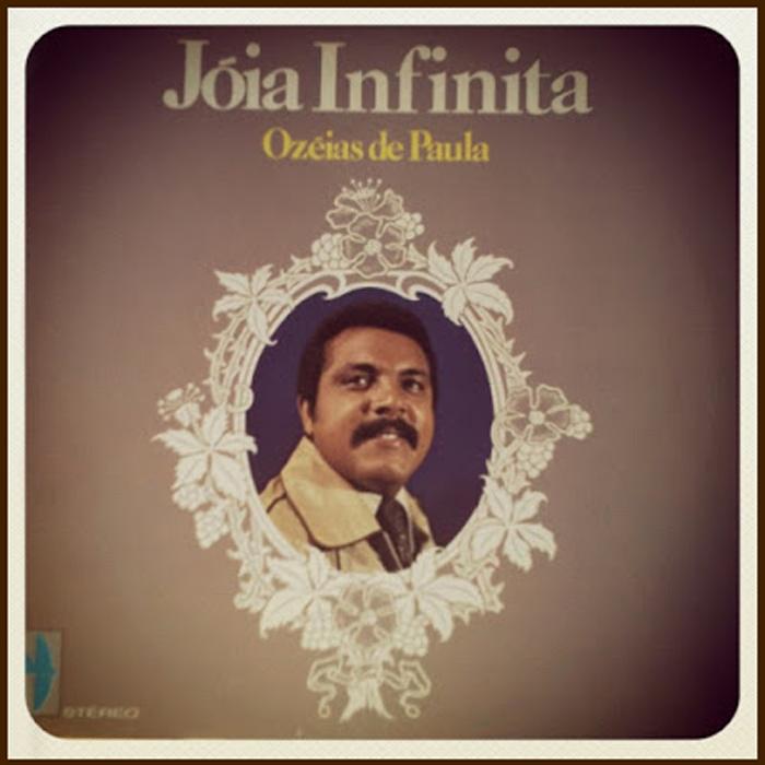 Ozeias de Paula - Joia Infinita (Voz e Playback) 1978