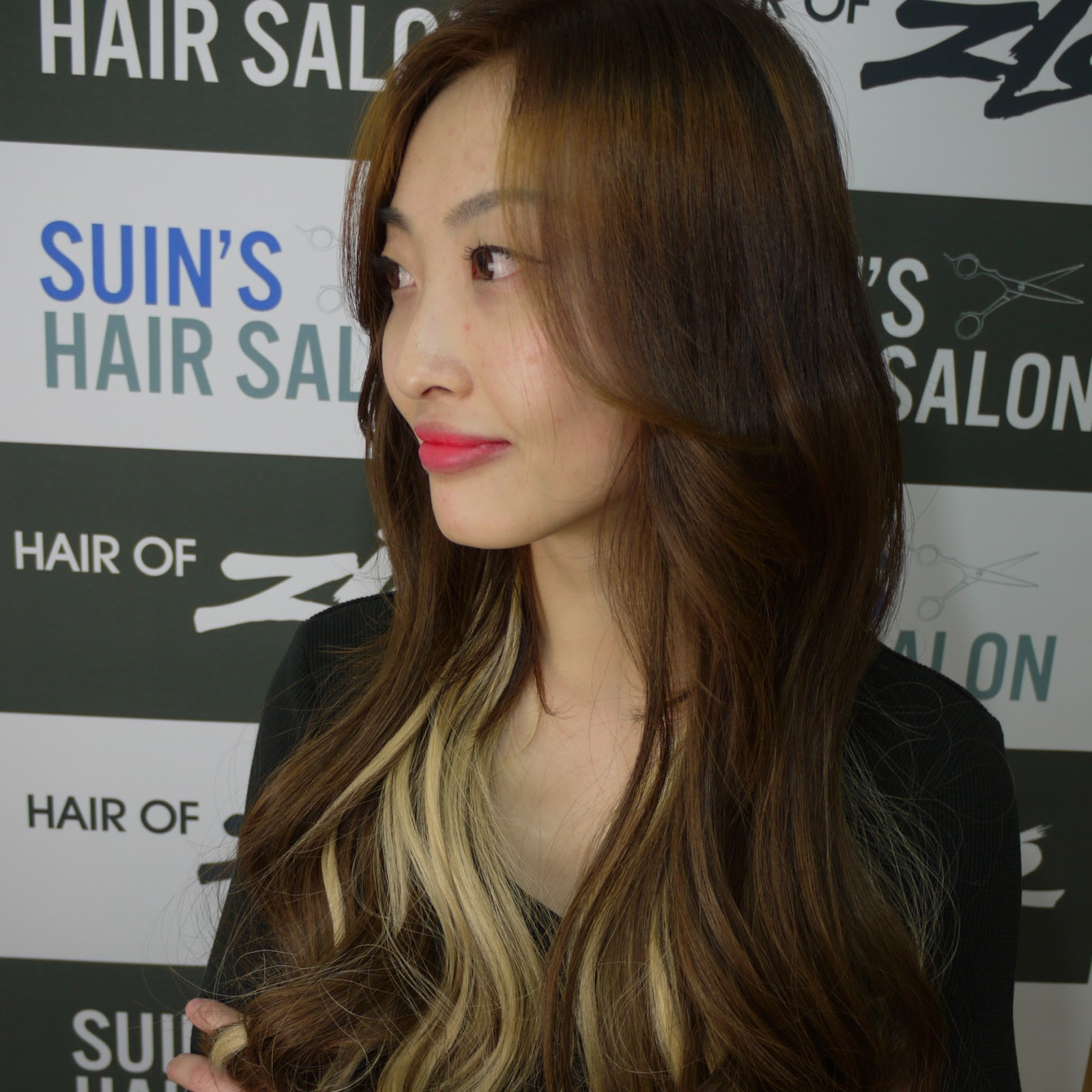 Hair Extension In Korean Hair Salon Suinstyle Hairspa