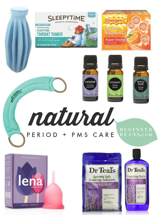 greening your period and natural pms remedies