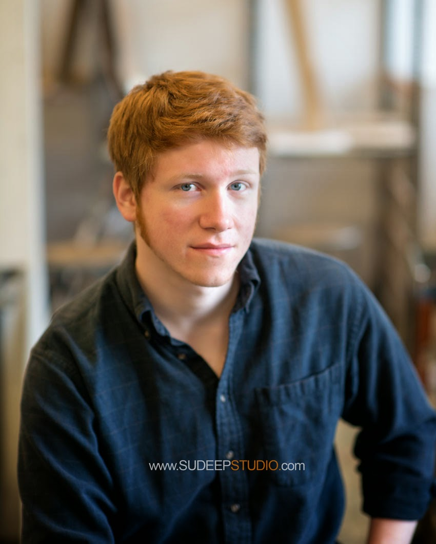 Professional Headshot Photographer Ann Arbor SudeepStudio.com