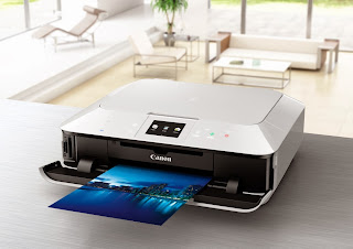 one inkjet printer for households as well as small-scale to medium businesses Download Canon PIXMA MG7150 Printer Driver Free