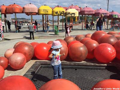 Geopark playground, Stavanger