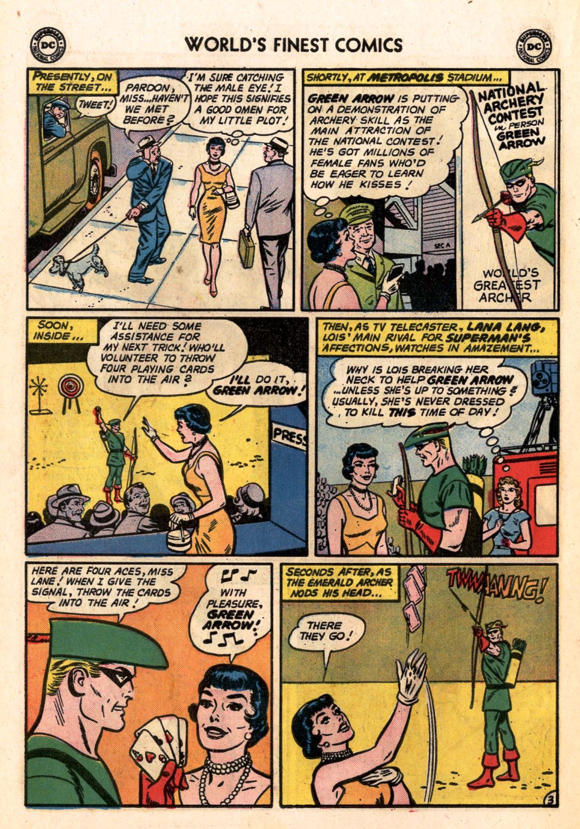 Read online World's Finest Comics comic -  Issue #141 - 26