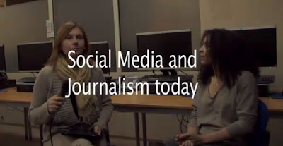 social media and journalism today