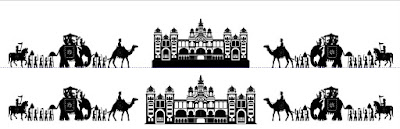 Mysore palace procession designs customised