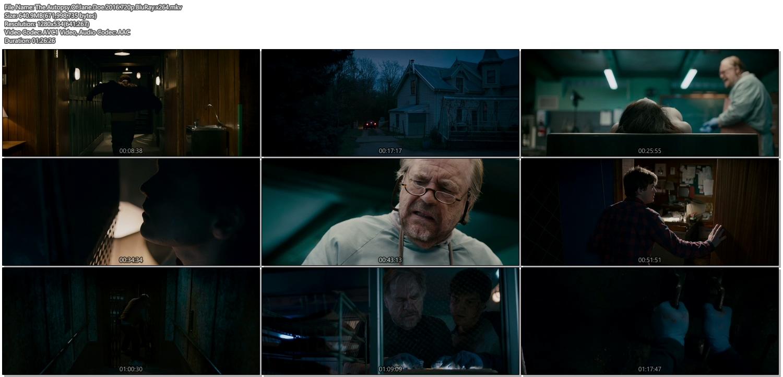 The Autopsy Of Jane Doe 2016 720p BluRay 640MB x264 Movie Screenshots