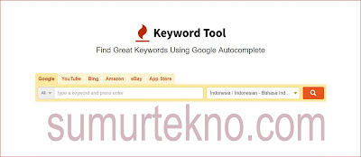 tools cara menggunakan dan mencari kata kunci tepat untuk artikel