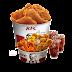 Harga KFC Bucket Berganda