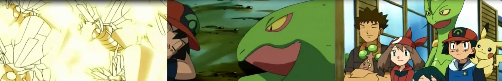Pokemon Capitulo 18 Temporada 9 Cortando Los Lazos Que Atan