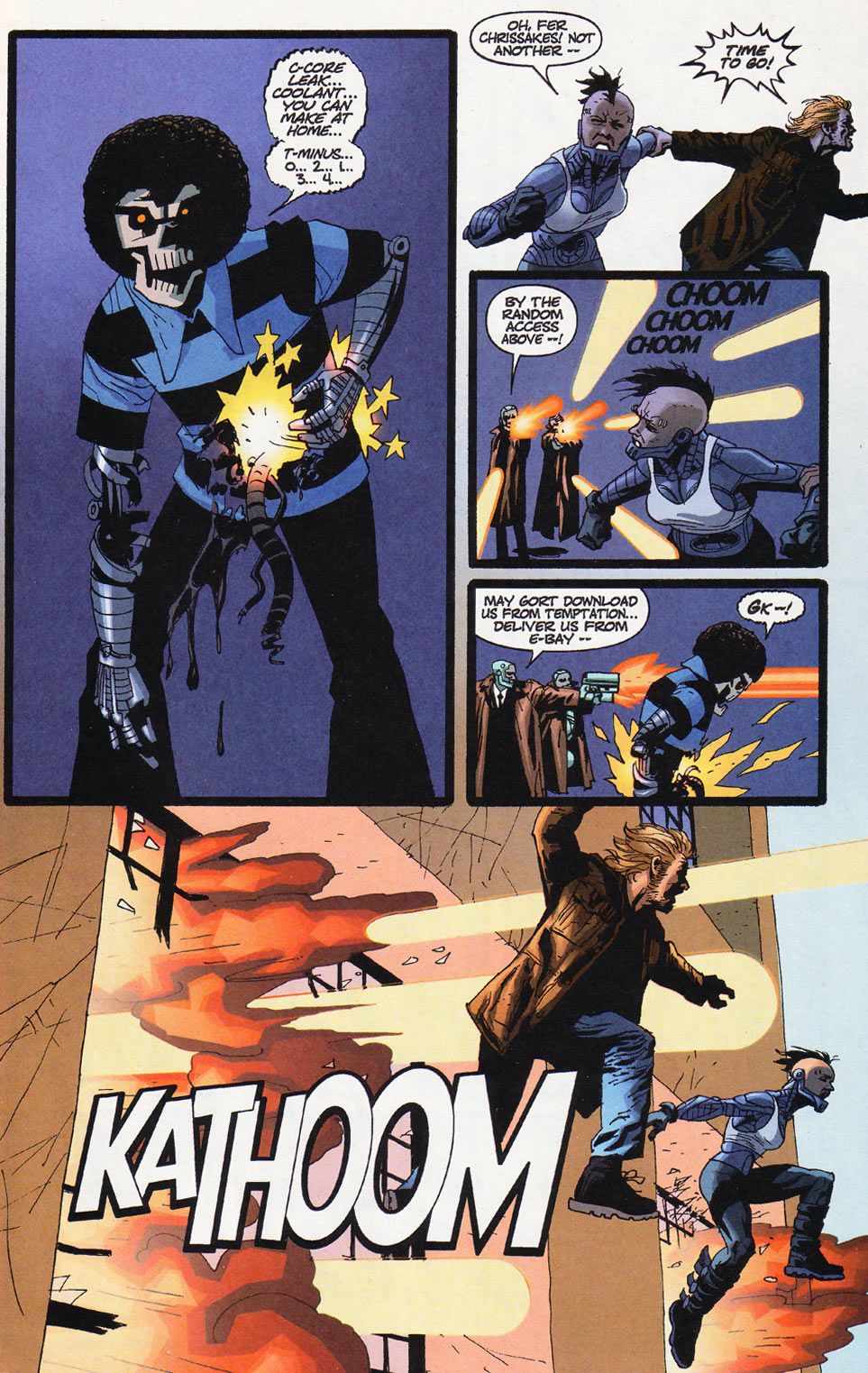 Wildcats (1999) Issue #11 #12 - English 19