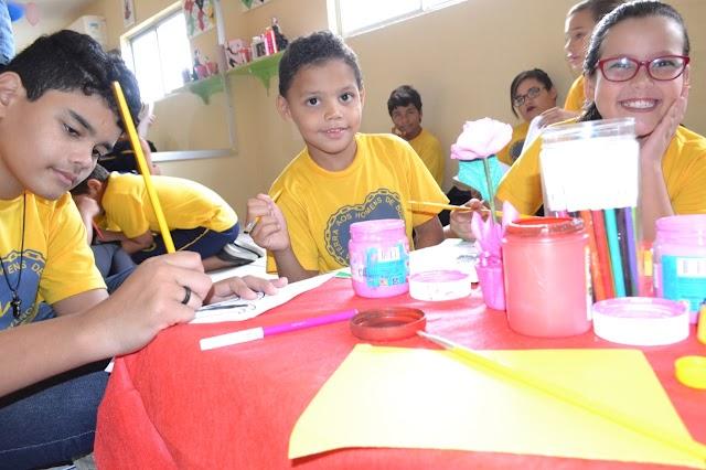 Atividades sobre a Paz é tema de Fórum Infantil na LBV