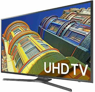 Samsung LED Television UN65KU6300 - 65Inch UHD TV