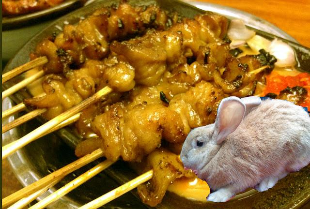 Peluang Usaha Kuliner Sate Kelinci